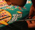 Mandala series embraces interdisciplinary arts