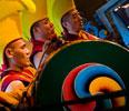 Living Mandala at center of Tibet Week