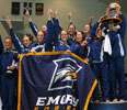 Women's swimming and diving wins third-straight title