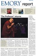 Dalai Lama Print Issue