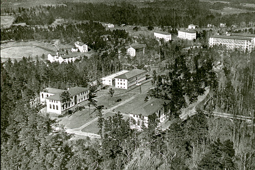 Emory's Campus in the early 1920s