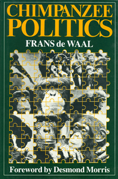 brief overview da waal s political book chimpanzee politics